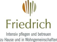 Friedrich Pflege - Intensiv pflegen und betreuen zu Hause und in Wohngemeinschaften
